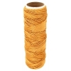 Metallic Elastic Thread 46m Spool Gold